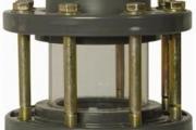 U-PVC Gözetleme Camı (Flanş Bağlantılı)