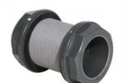 UH-PVC Depo Bağlantı Adaptörü (Borudan)