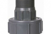 U-PVC Pompa Rakoru (Dış Dişli - FPM Contalı)