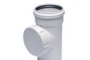 PVC-U Temizleme Parçası