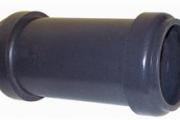 U-PVC Geçme Muflu Kayar Manşon PN10-16