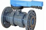 U-PVC Küresel Su Vanası Çift Taraf İçten Dişli (Pozisyon Ayarlı) EPDM