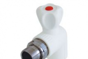 Valve for Radiator - Elbow